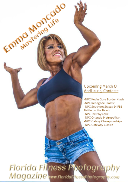 Florida Fitness Photography Volume 48 Featuring Emma Moncado