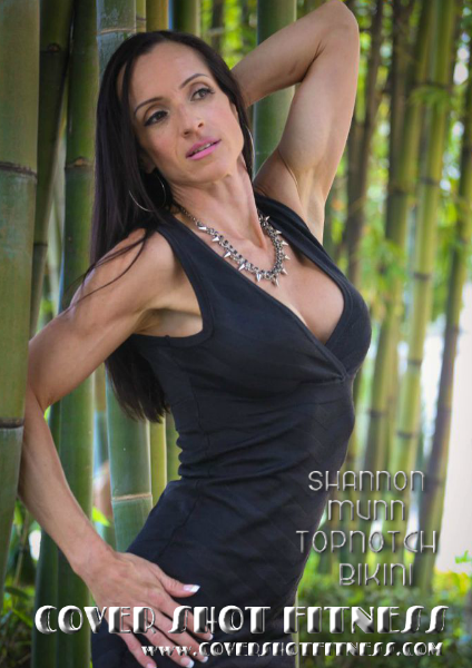 Cover Shot Fitness Magazine Issue 7 Featuring Shannon Munn