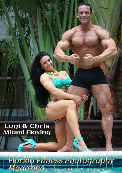 Florida Fitness Photography Volume 49 Featuring Loni & Chris