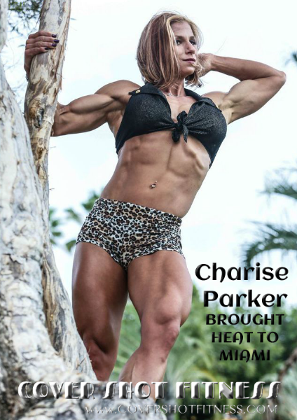 Issue 8 featuring Charise Parker
