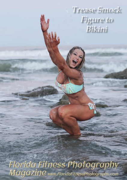 Florida Fitness Photography Volume 51 Featuring Trease Smock