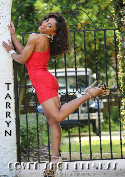 Cover Shot Fitness Magazine Issue 12 Featuring Tarryn Garlington