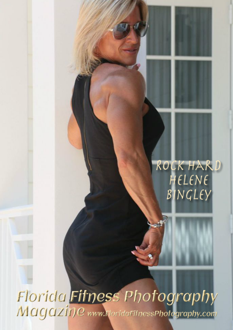 Florida Fitness Photography Volume 63 featuring Helene Mayer Bingley