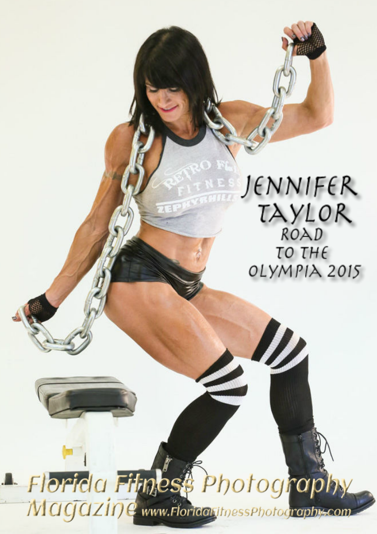 Florida Fitness Photography Volume 65 Jennifer Taylor