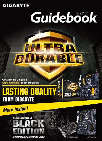 GIGABYTE Guidebook June. 2014