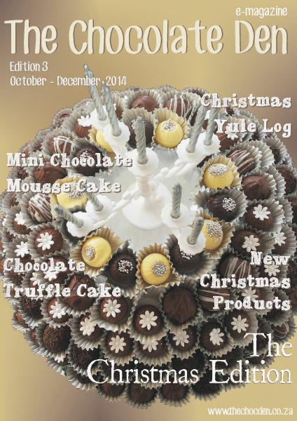 The Chocolate Den e-magazine October-December 2014