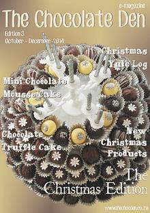 The Chocolate Den e-magazine