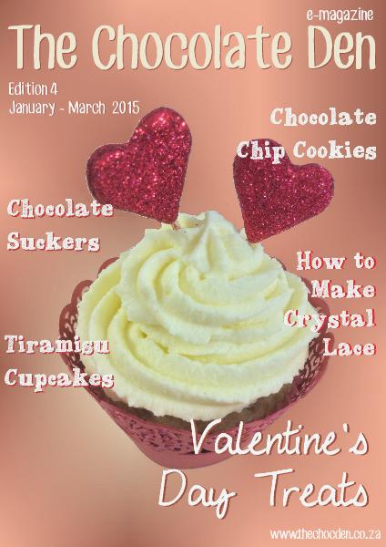 The Chocolate Den e-magazine January-March 2015