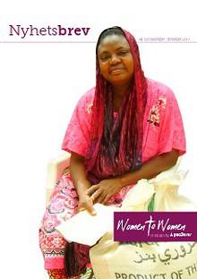 Women to women nyhetsbrev