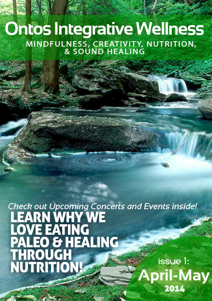 Ontos Integrative Wellness April-May 2014