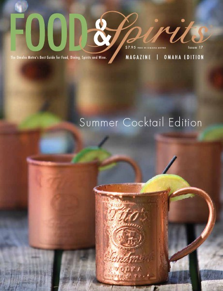 Food & Spirits Magazine #17