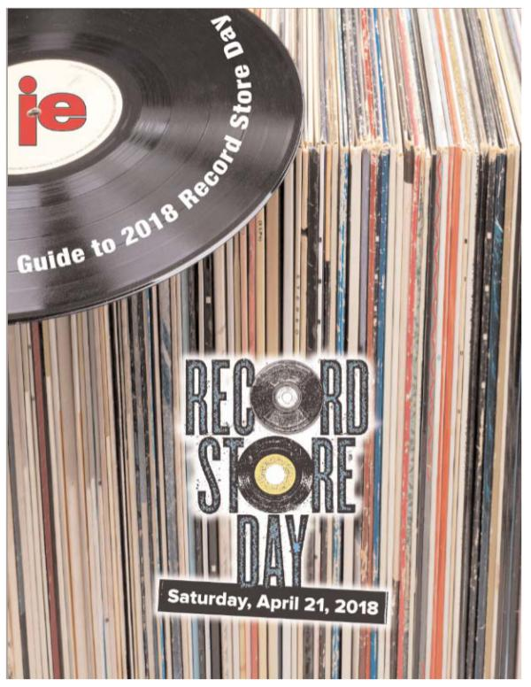 Illinois Entertainer Record Store Day 2018 Guide