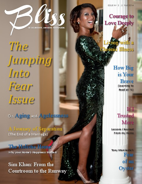 Bliss Magazine Fall 2014 Issue