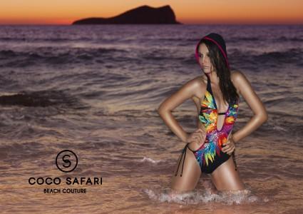 Coco Safari Beach Couture December. 2013