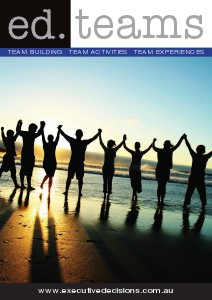 Executive Decisions ed teams 2012
