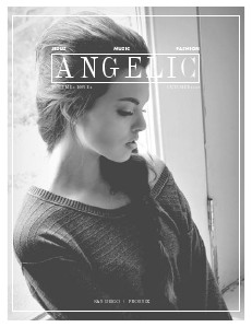 Angelic Magazine MOCK V.1