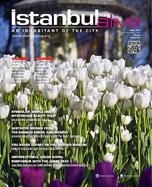 Istanbul Alive Magazine April 2014