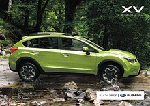 Freedom is in Our DNA SUBARU XV- BROCHURE