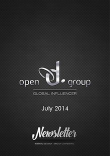 Internal Newsletter Asia