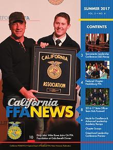 California FFA News
