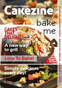 Cakezine December 2013