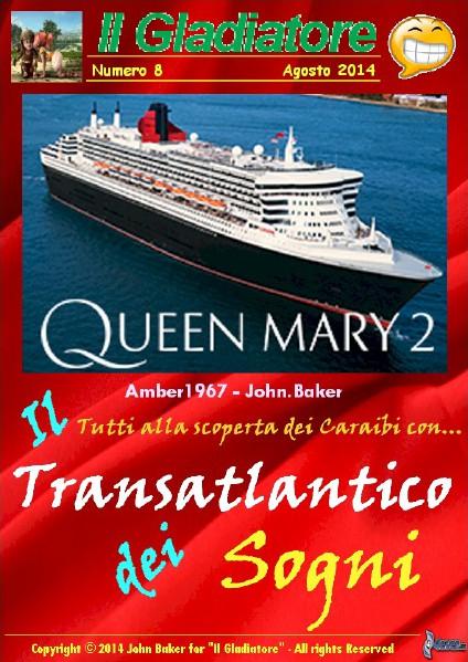 Il Transatlantico dei Sogni Agosto 2014