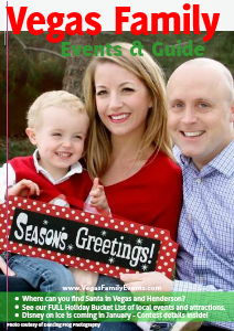 Vegas Family Events & Guide December 2013 December 2013