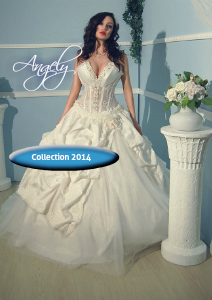 Angely Bridal Collection 2014