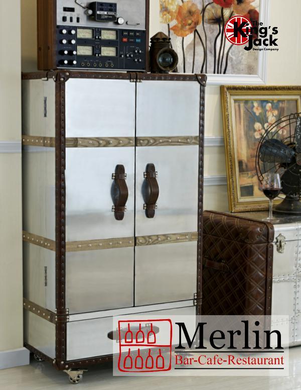 Merlin Bar-Cafe-Restaurant Merlin Bar-Cafe-Restaurant Vol 1
