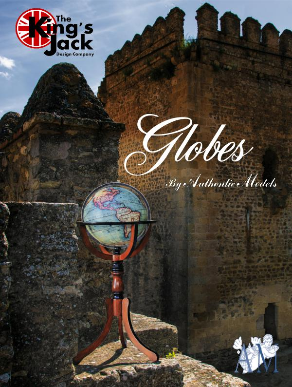Authentic Models - Globes AM Globes Vol.1