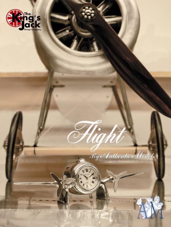 Authentic Models - Globes AM - Flight Vol 1