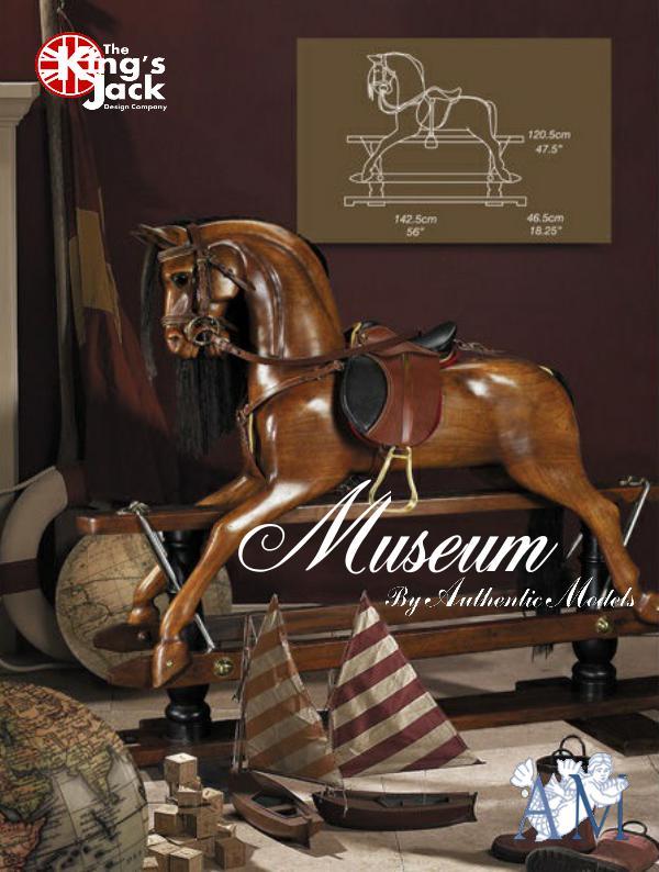 Authentic Models - Globes AM Museum Vol 1