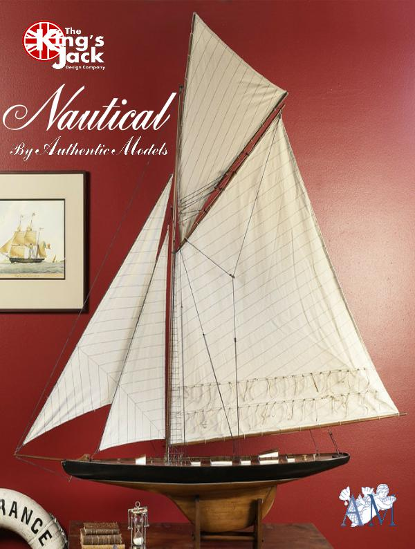 Authentic Models - Globes AM Nautical Vol 1.