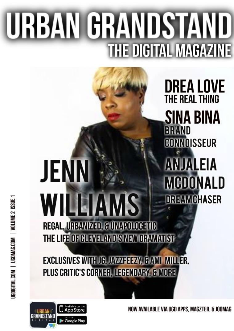 Urban Grandstand Digital Volume 2, Issue 1.2
