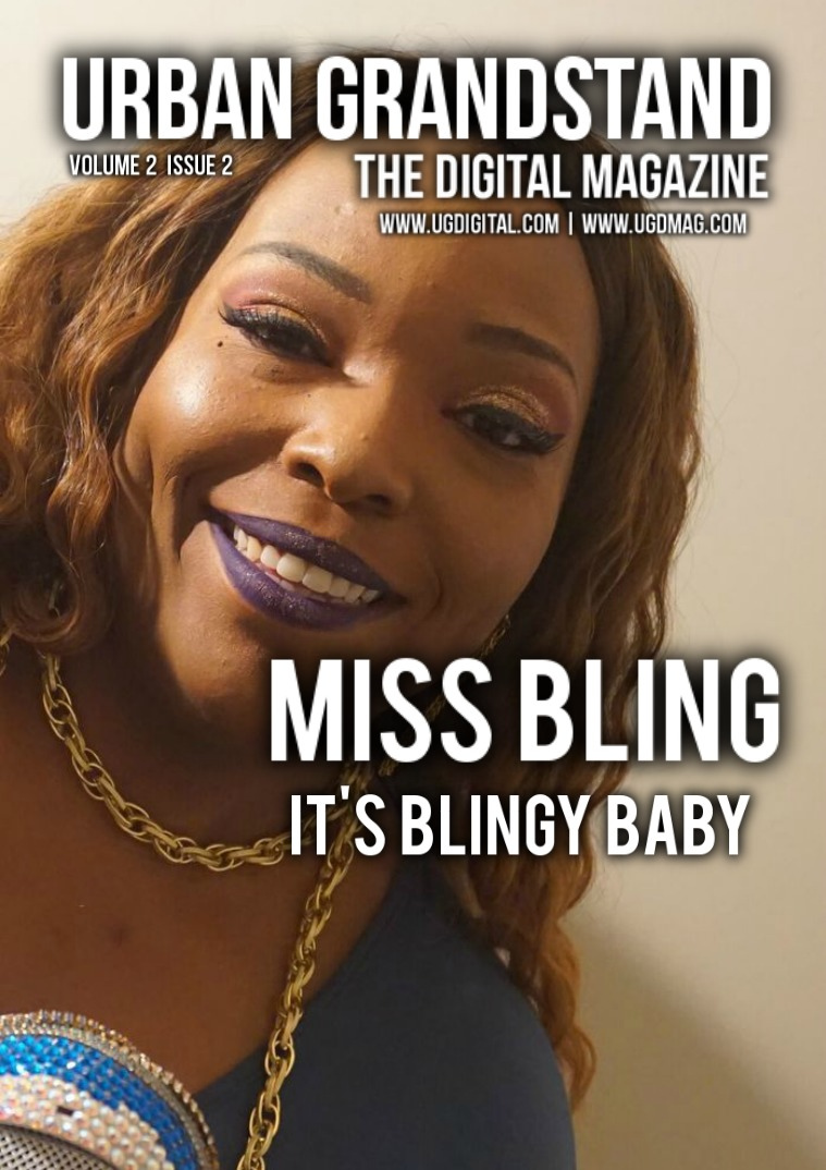 Volume 2, Issue 2 [Miss Bling Edition]
