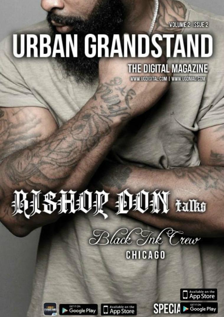 Volume 2, Issue 2 [ Bishop Don Edition]