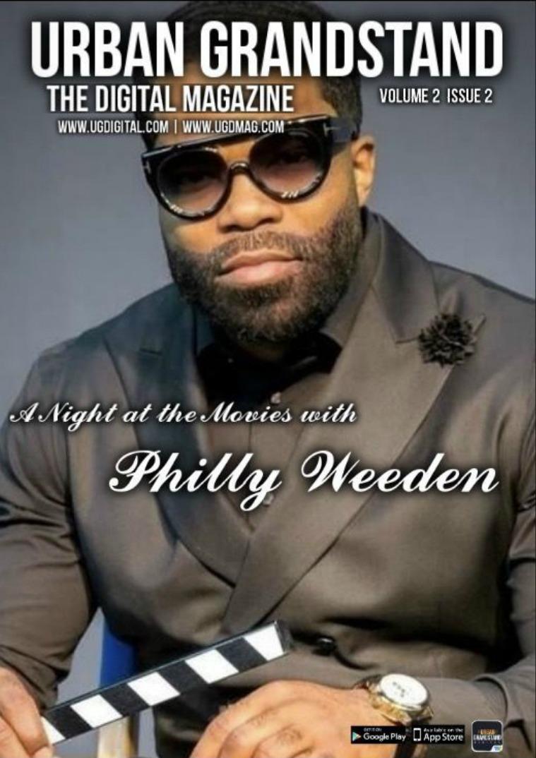 Volume 2, Issue 2 [Philly Weeden Edition]