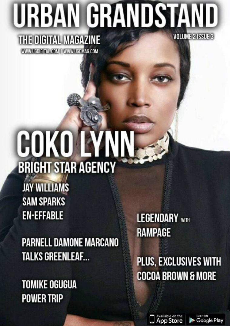 Volume 2 Issue 3 [Coko Lynn & Bright Star Agency]