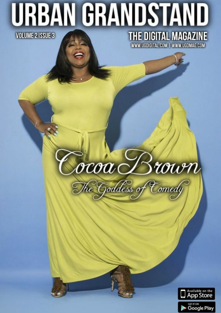 Volume 2 Issue 3 [Cocoa Brown]
