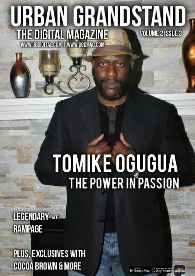 Volume 2 Issue 3 [Tomiké Ogugua]