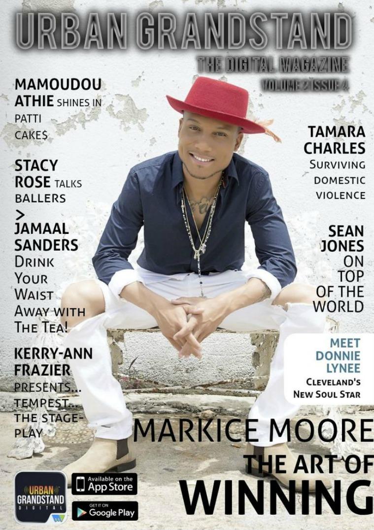 Urban Grandstand Digital Volume 2, Issue 4 [Markice Moore]