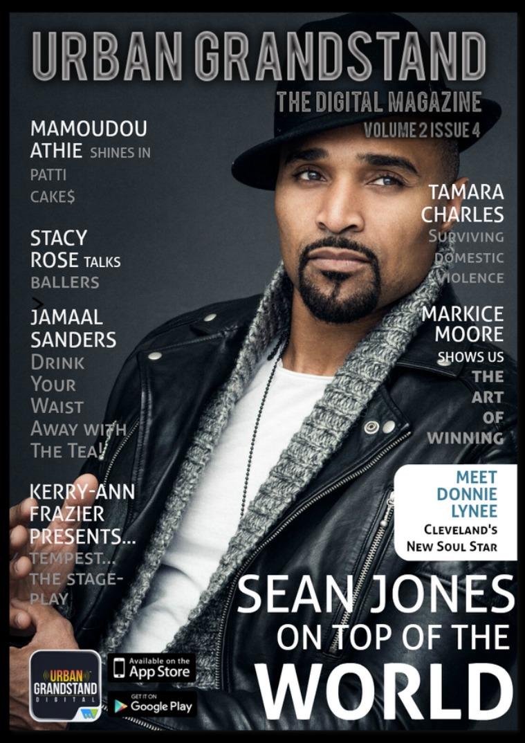 Urban Grandstand Digital Volume 2, Issue 4 [Sean Jones]