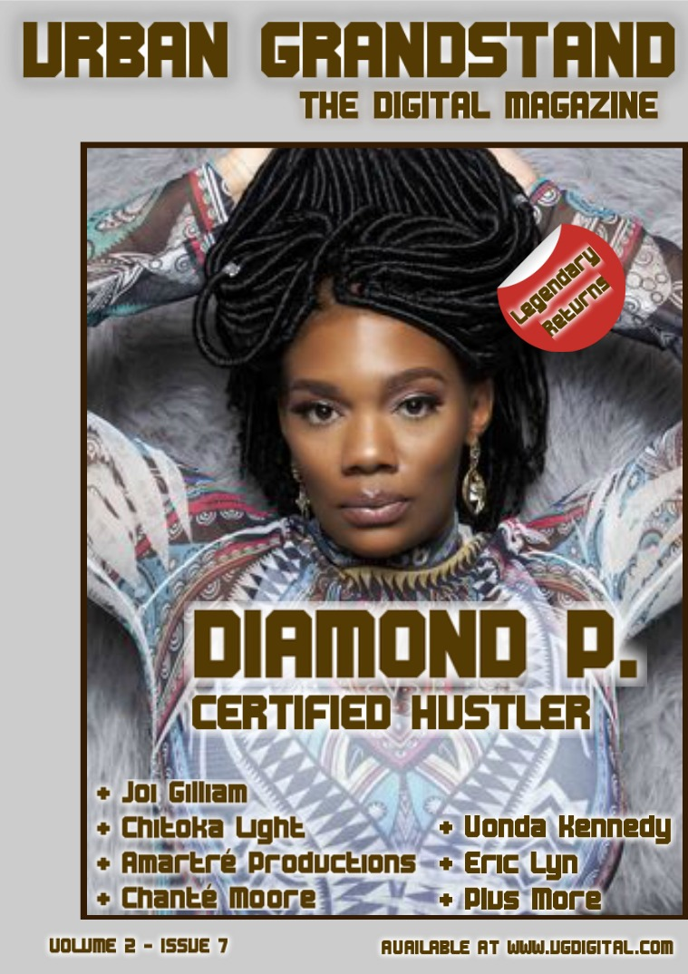 Urban Grandstand Digital Vol 2, Issue 7 [Diamond P.]