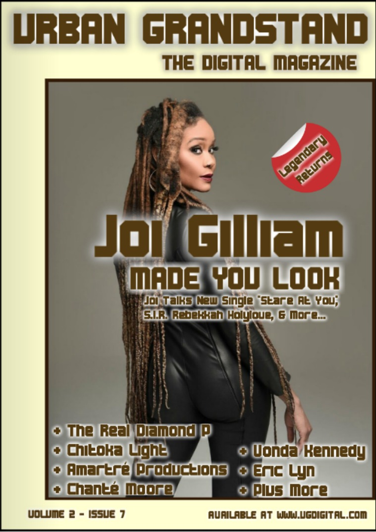Vol 2, Issue 7 [Joi Gilliam]