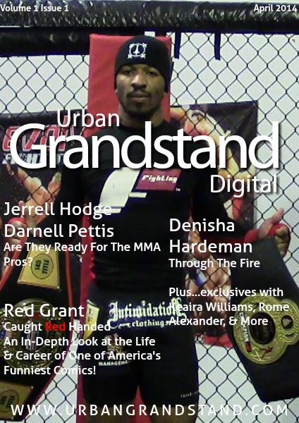 Urban Grandstand Digital Issue 1