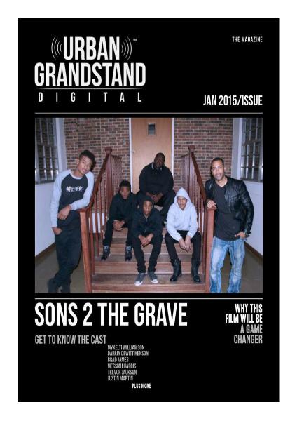 Urban Grandstand Digital Issue 4