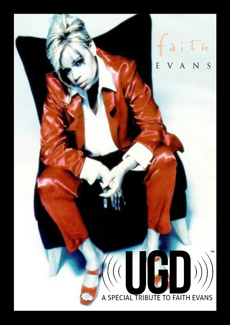 Urban Grandstand Digital Special Edition Faith Evans