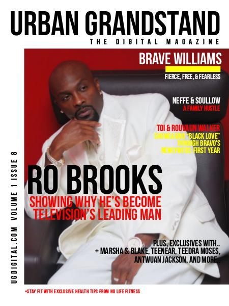 Urban Grandstand Digital Issue 8