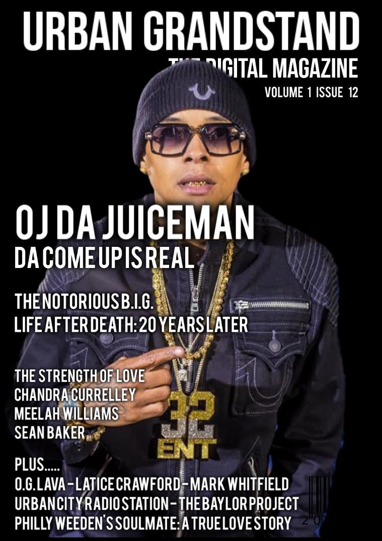 Issue 12: OJ Da Juiceman