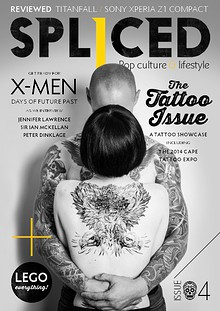 SPLICED Magazine